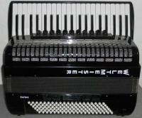 Weltmeister Saphir 120 + Voll-Midi + Midi-Funk